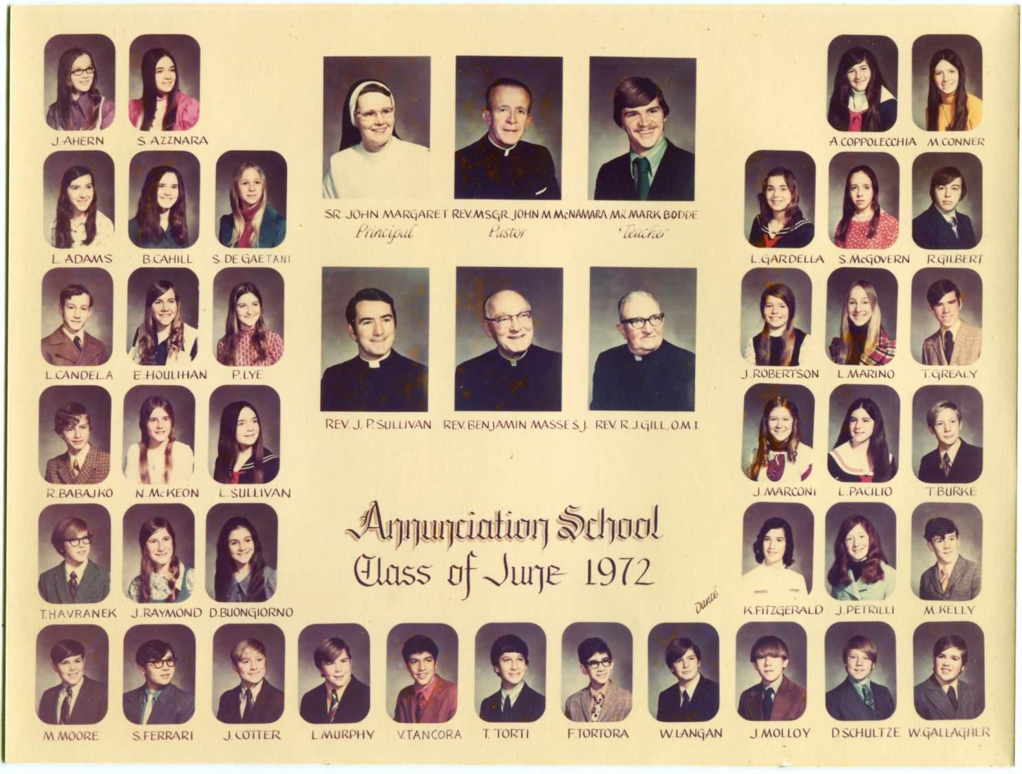 Class of 1972-8B