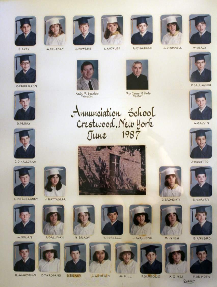Class of 1987 grad pic