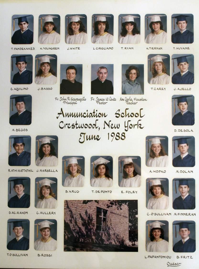 Class of 1988 grad pic