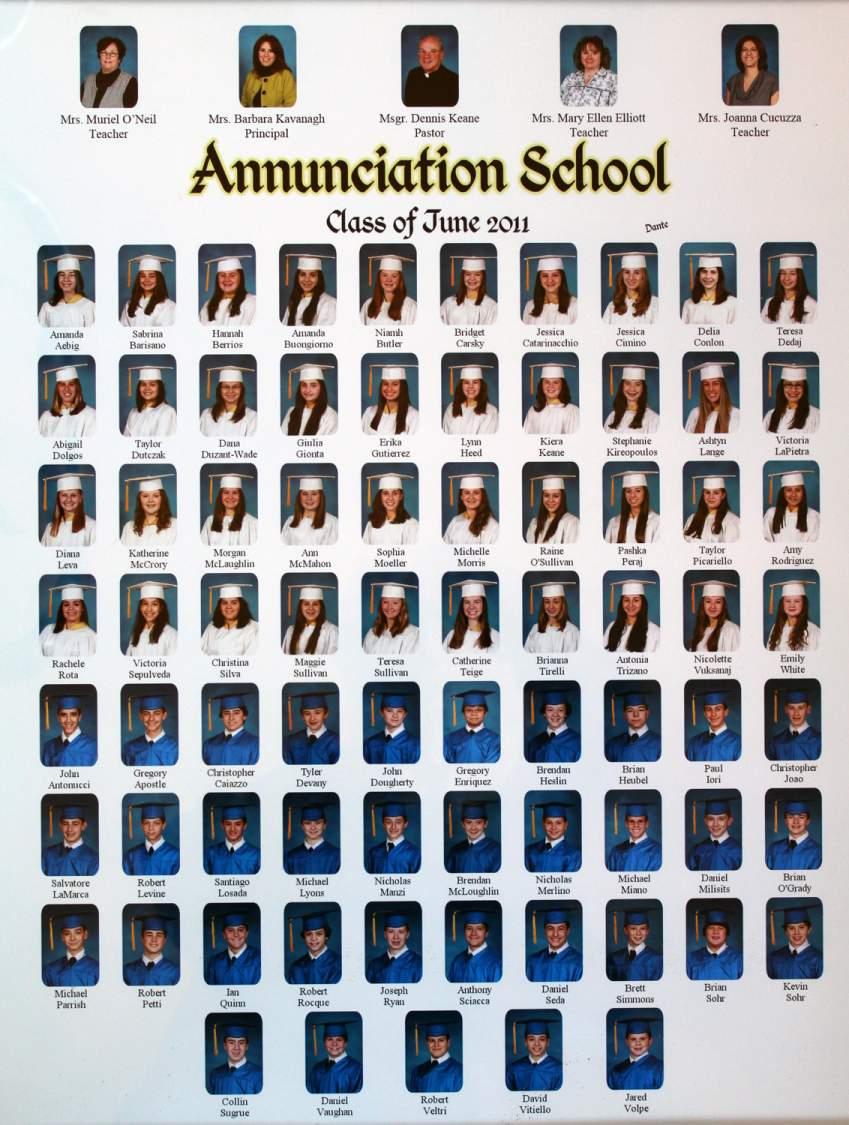 Class of 2011 grad pic