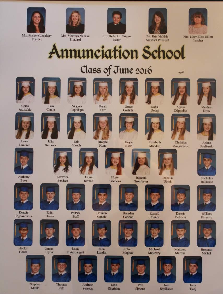 Class of 2016 grad pic