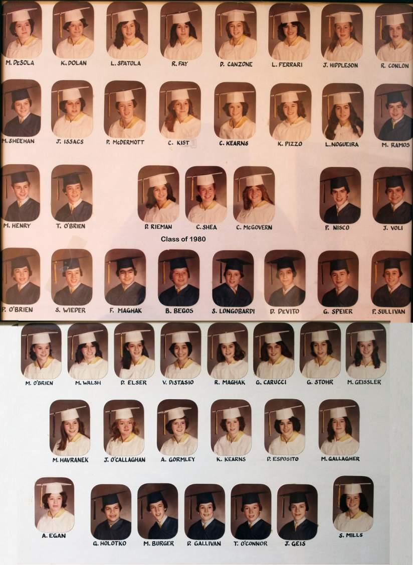 class of 1980 grad pic