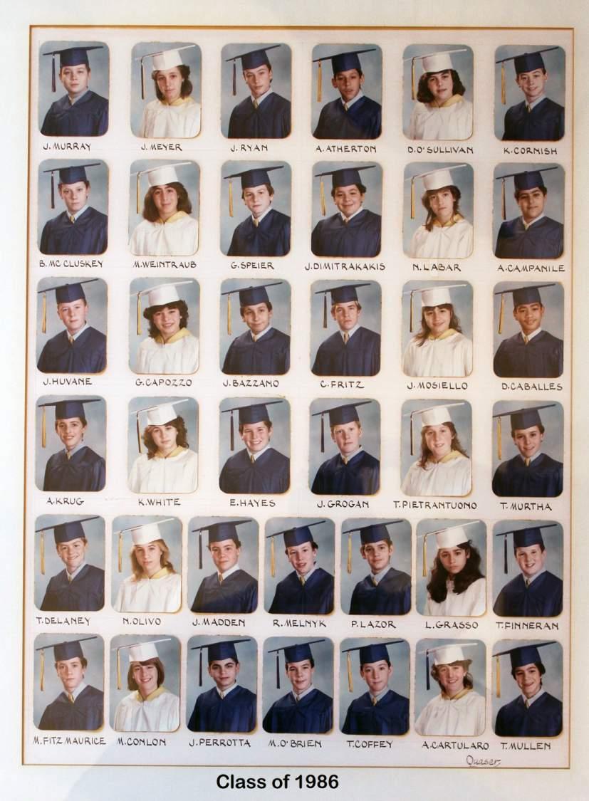class of 1986 grad pic