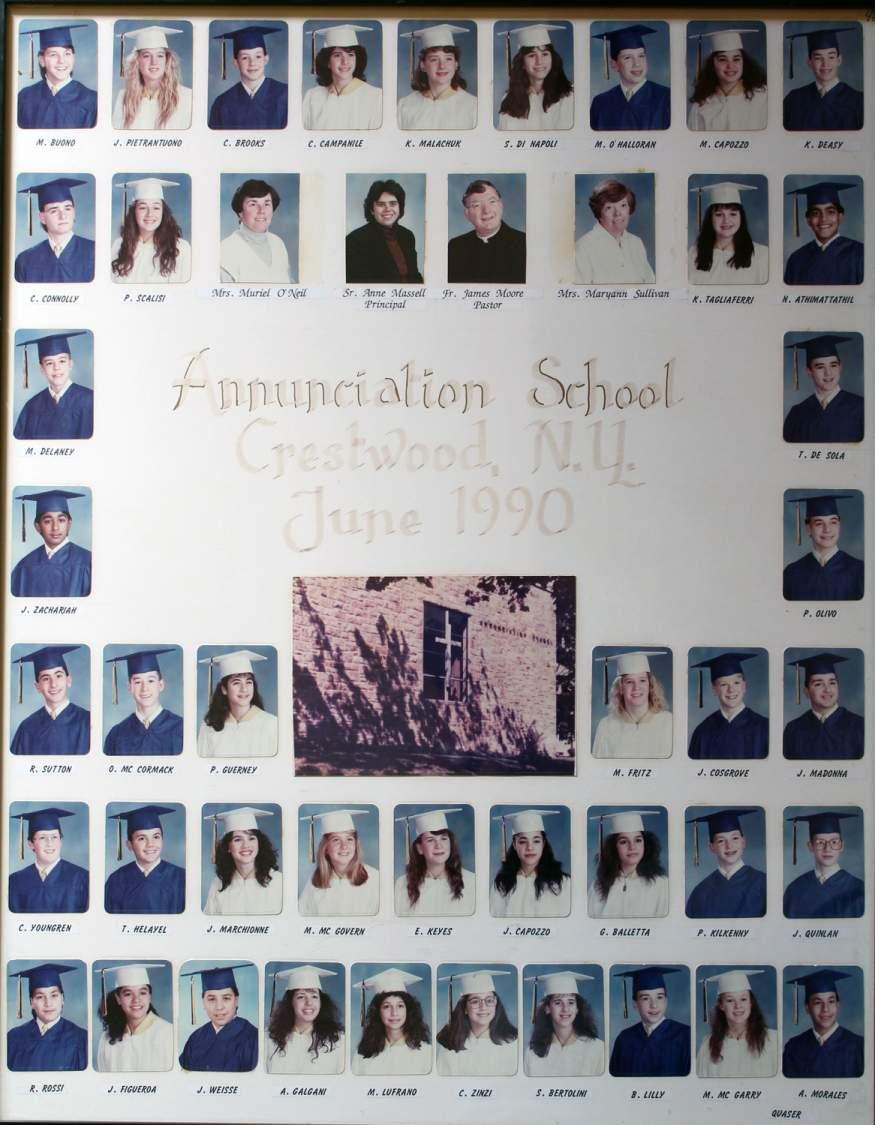 class of 1990 grad pic