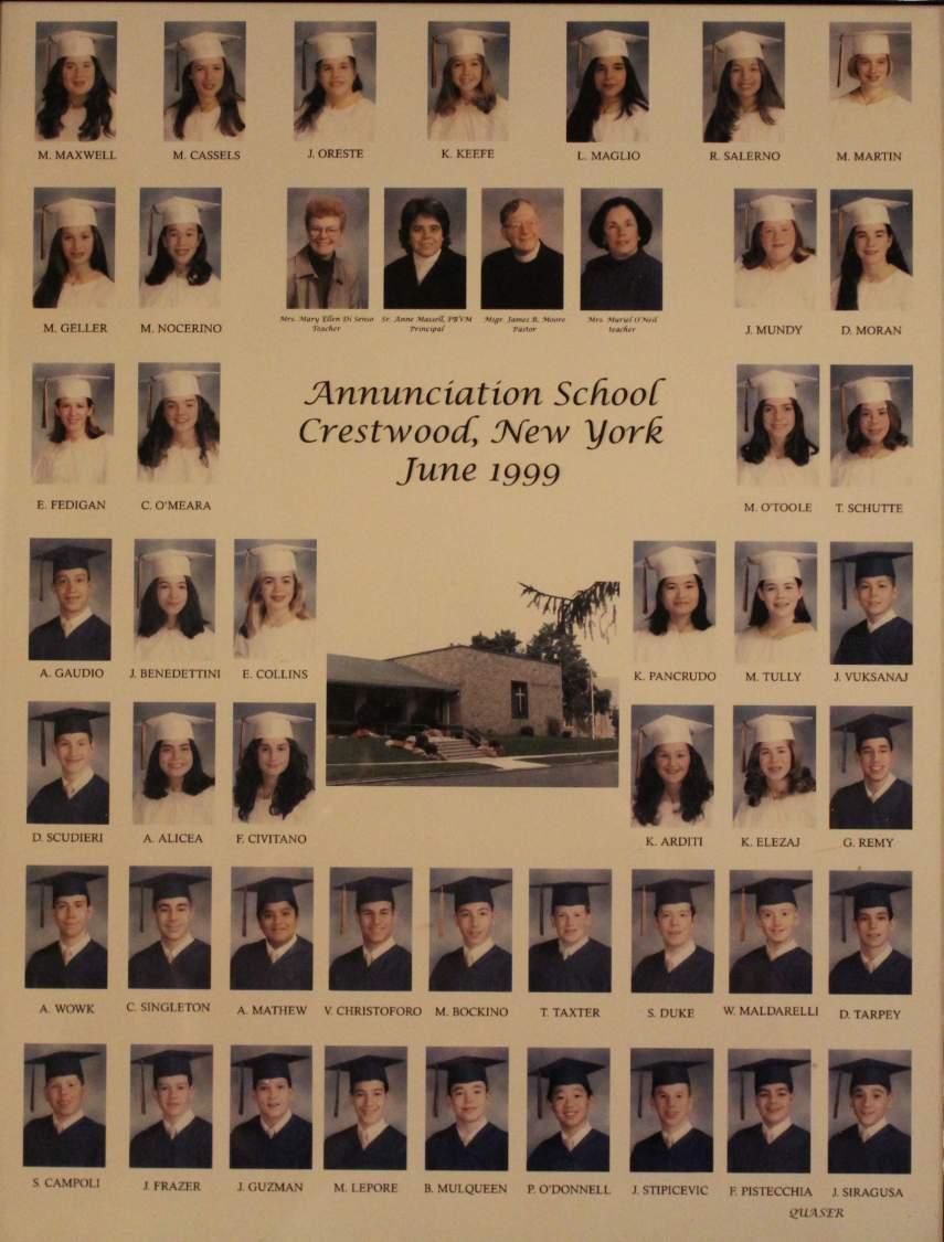 class of 1999 grad pic