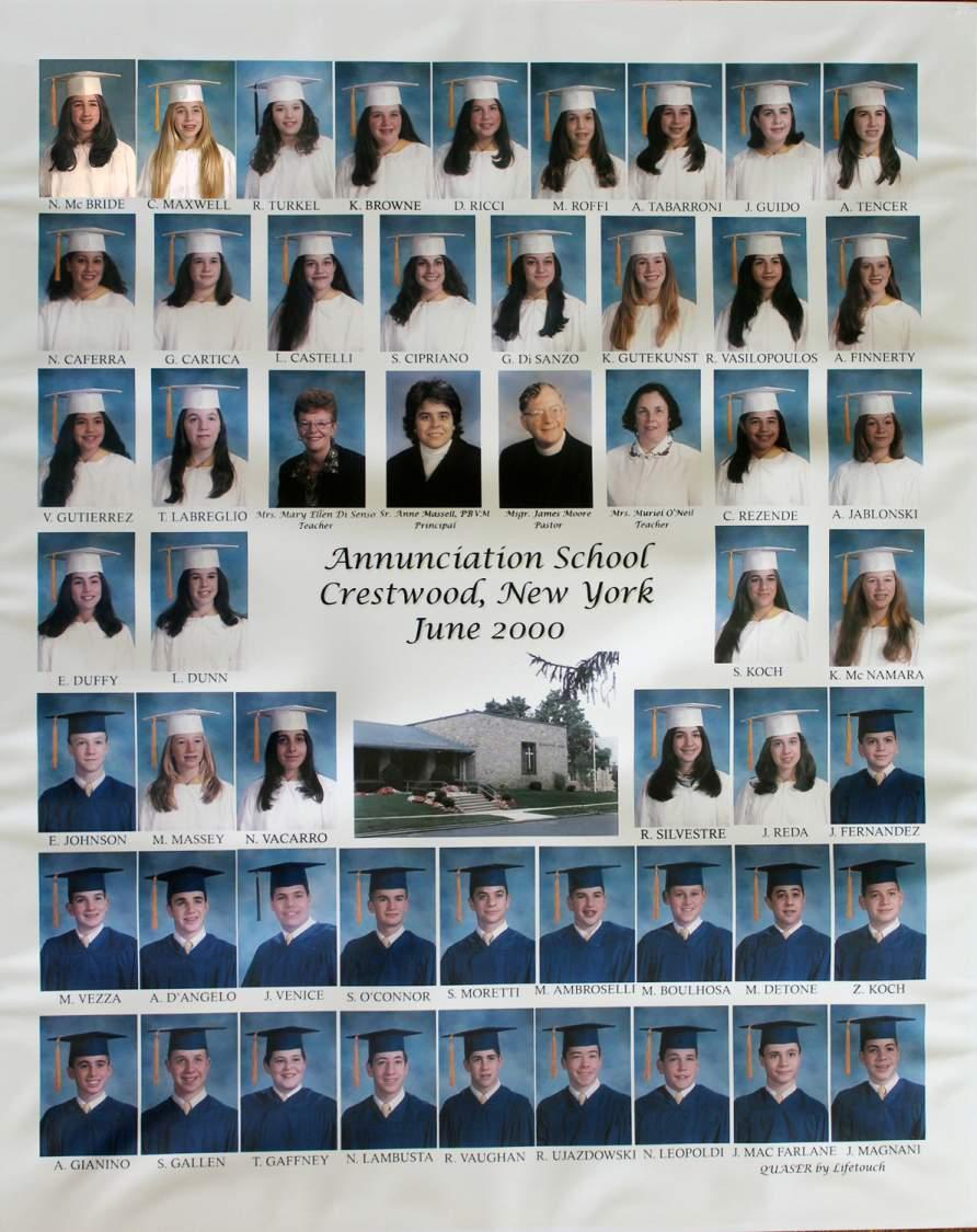class of 2000 grad pic